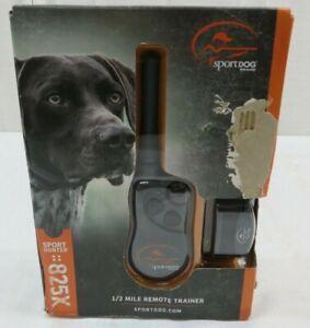 SportDOG SD-825X Remote Dog Training Collar Sport Hunter 1/2 Mile Remote Trainer