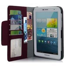 Für Samsung Galaxy  Tab 2 7.0 P3100/ P3110 Tasche smart Hülle Case Cover lila