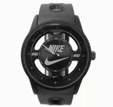 Nike Men's (Unisex) Sports Watch Black Luxury Color Brand New
