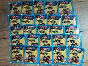 100 x Disney Pixar Coco Sticker Packs + 2 Starter Packs . New ,