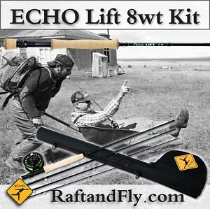 """Echo Lift Kit  8wt 9'0"""" 