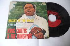 "KING CURTIS&KINGPINS""VALLEY OF THE DOLLS-DISCO 45 GIRI 7' ATLANTIC It 1978"" OST"