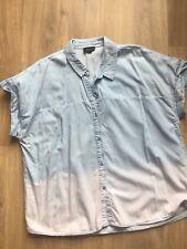 topshop 16 Denim Shirt
