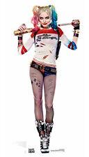 DC Comics Suicide Squad Harley Quinn Lifesize Cardboard Cutout 170cm