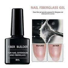 8ml Nail Extension Fiberglass Gel Repair Fiber Fiberglass Glue DIY Manicure HW