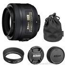 Nikon 35mm f/1.8G AF-S DX Nikkor Lens for Nikon Digital SLR Cameras BRAND NEW