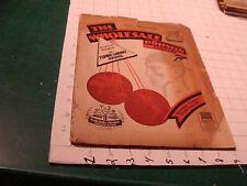 Check it out: Original German DECO Wholesale Catalog POSSNECK, SEPT 7-1925