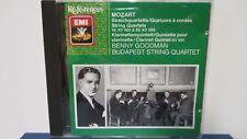 BENNY GOODMAN - Mozart Clarinet Quintet In A - CD - MINT condition - E18-1124