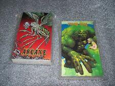 DC Vertigo Comics Widevision Trading Card Set