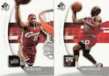 05-06 SP AUTHENTIC - BASKETBALL COMPLETE SET CARDS 1-90