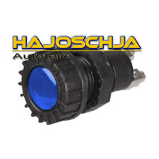 Kontrolllampe blau Kontrollleuchte Anzeigenleuchte Lampe 12 Volt Traktor Trecker