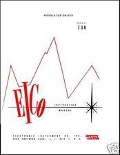 Eico 730 AM Modulator  Manual