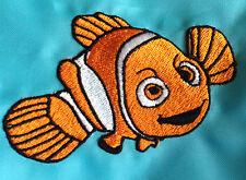 Personalizzato Nemo Scuola/PE/Palestra/Bambino/Nuoto Borsa Chiusura Cordoncino