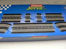 viele Carrera Servo 140 Schienen