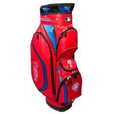 New Team Golf MLB Philadelphia Phillies Clubhouse Golf Cart Bag
