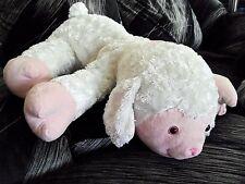 """Giant 28"""" White Lamb Sheep animal"""