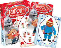 Rudolph Playing Cards Games (Misc)