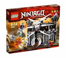 NEU + OVP LEGO NINJAGO Garmadons Festung (2505) 8-14 Jahre