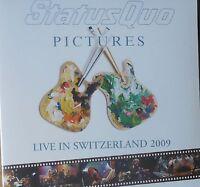STATUS QUO live in switzerland 2009 Foldout Sleeve  2LP NEU OVP/Sealed