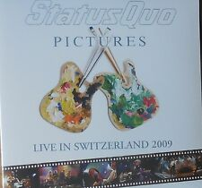 STATUS QUO live in switzerland 2009 Foldout Sleeve  2LP NEU OVP/Sealed