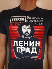 Leningrad Shnur music propaganda Russia Ukraine Belarus Crew neck Tee T-shirt