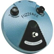 More details for dunlop jhf1 jimi hendrix fuzz face pedal