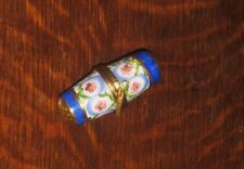 Limoges trinket box double thimble gorgeous perfect condition