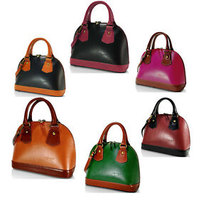 Trend Damen Leder Shopper Abendtasche Tasche Schultertasche Umhaengetasche Shopp