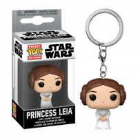 Llavero Pocket POP Star Wars Princesa Leia