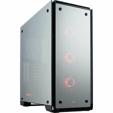 Corsair Crystal 570X RGB Midi Computer Tower - Black