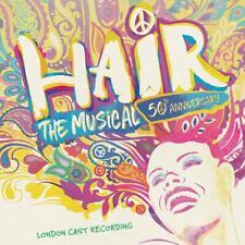 HAIR-THE MUSICAL.50TH ANNIVERSARY -   LONDON CAST RECORDING  CD NEU