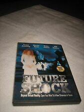 FUTURE SHOCK DVD - BILL PAXTON VIVIAN SCHILLING MARTIN KOVE BRION JAMES