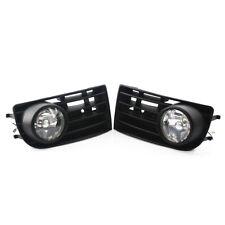Fit for VW GOLF 5 MK5 RABBIT 2003-2009 FOG LIGHTS LAMPS GRILLE