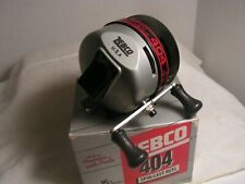 Vintage Zebco Fishing Reel 404 New In Box With Owners  Manual Collectors Item