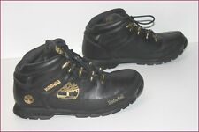 TIMBERLAND Euro Sprint cuir Noir et Doré T 11 M / T 45 TBE