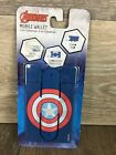 3M Marvel Avengers Mobile Wallet 3 In 1 Universal Wallet , Cord Keeper & Stand