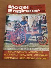 THE MODEL ENGINEER VINTAGE MAGAZINE December 1974