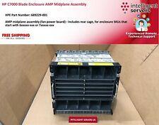 HP C7000 Blade Enclosure AMP Midplane Assembly  -  689229-001