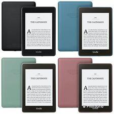 New Kindle Paperwhite 32GB,Waterproof ,Built-In Audible,10th Gen Black/Blue/Sage