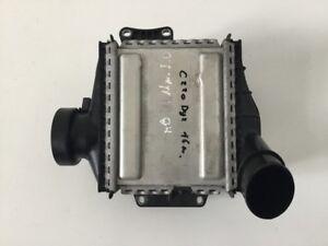2016 MERCEDES BENZ C220D W205 RHD INTERCOOLER RADIATOR OEM A6510900014
