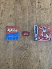 Pokemon Ruby (with Box)