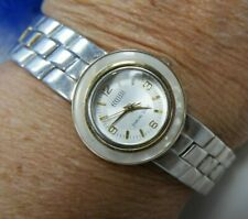 "Vintage ECCLISSI 32250 Vermeil Sterling Silver 0.925 6"" - 8"" adj. Watch Bracelet"