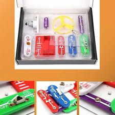 2.5V Circuits Electronics Building Experiments Kit Science Educational Game Toy