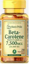 Beta Carotène Super Géant 250 Gélule 25000iu
