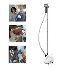 Fabric Steamer Clothes Iron Steam Dry Clean Handheld Garment Press Laundry Shirt