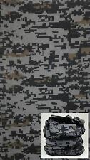 Digi Camo FACE MASK Balaclava Neck Shield Gaiter Head Headband Hunting Bandana