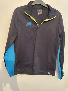 Black And Blue New Balance Jacket, Size L