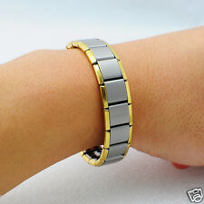 Bracelet Titanium 80 Germanium,Nano énergie,Antifatigue Anti-stress