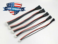 2S/3S/4S/5S/6S JST-XH LiPO Balance Adaptor Extension Wire Set w/Reinforced Grip