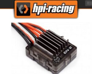 HPI EN-2 ESC with Reverse Micro RS4 HPI349 Electronic speed control 1/18 rc car